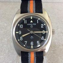 Hamilton W10 Military watch