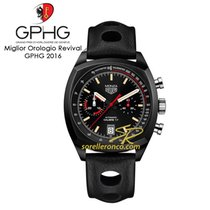 TAG Heuer HERITAGE MONZA LIMITED Chronograph Black CR2080 FC6375
