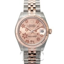 롤렉스 (Rolex) Datejust Lady 31 Pink/18k rose gold Ø31mm Jubilee...