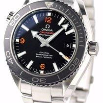 Omega 232.30.46.21.01.003 Seamaster Planet Ocean Men's...