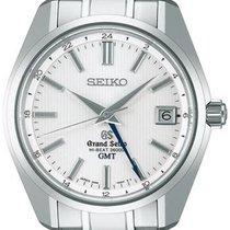 Seiko High Beat GMT Titanium