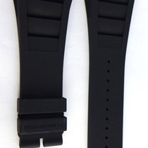Richard Mille Black Rubber Strap for RM30 RM55 RM35 Models