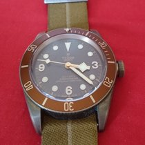 Tudor Hertiage Black Bay Bronze