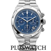 Vacheron Constantin Overseas Chronograph Blue Dial 42,5mm T