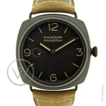 Panerai Radiomir Composite 3Days PAM504 New-Full Set