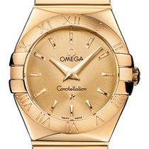 Omega Constellation Polished 27mm 123.50.27.60.08.002