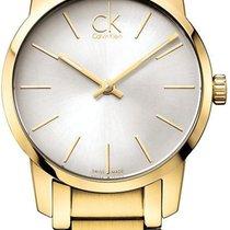 ck Calvin Klein City K2G23546 Damenarmbanduhr Sehr Elegant