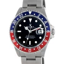 Rolex Gmt Master II 16710 In Steel, 40mm