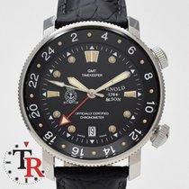 Arnold & Son Timekeeper GMT