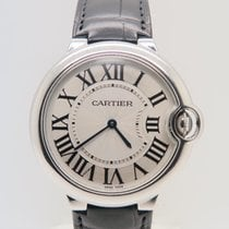 カルティエ (Cartier) Ballon Bleu 36mm Quartz Like New (Box&Papers)
