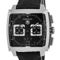 TAG Heuer Monaco Men's Watch CAL2113.FC6536