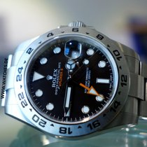 Rolex Explorer II Black Dial Oyster Perpetual - 216570
