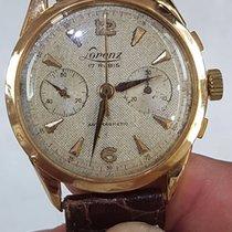 Lorenz Ultra Rare Lorenz  Rose gold Cronograph Landeron 51