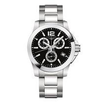 Longines Conquest Quartz Chronograph Men's Watch L36604566
