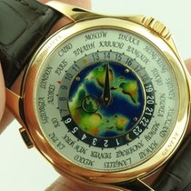 Patek Philippe Complications 18K Rose Gold World Time Ref...