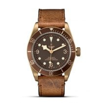 Tudor Heritage Automatic 43mm Black Bay Bronze Dial Watch