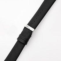 Perigáum Lederband 22 x 170 mm schwarz silberne Schliesse
