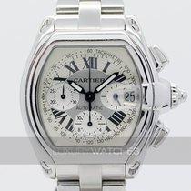 Cartier Roadster Mens Steel Watch