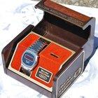 Bulova Quartz Led Rossi 1976 Ancora Come Nuovo Con Cofanetto