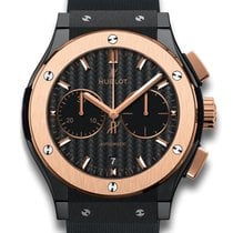 Hublot Classic Fusion Chronograph Ceramic King Gold