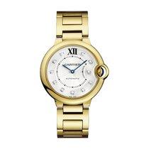Cartier Ballon Bleu Automatic Mid-Size Watch Ref WE902027