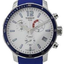 Tissot T-Sport Quickster Chronograph Football Blue