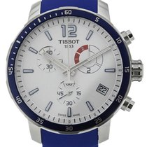 Tissot T-Sport Quickster Chronograph Football Blue