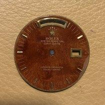 Rolex Quadrante wood per day date 18038/18238
