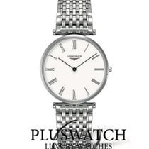 Longines La Grande Classique White Dial Stainless Steel