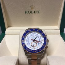 Rolex Yacht Master II 116681 18k Rose Gold and Steel Ceramic...