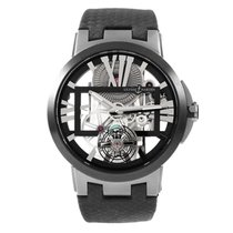 Ulysse Nardin Executive Skeleton Toubillion 1713-139