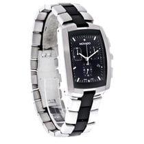 Movado Eliro Chronograph Mens Swiss Quartz Dress Watch 0605773