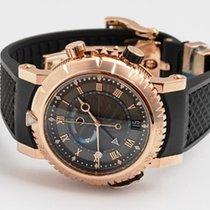 Breguet Marine 5847 Pink Gold Case Data 5847BRZ25ZV