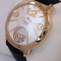 Chopard Happy Diamonds 18k Rose Gold Xl Floating Diamonds Mop...