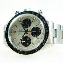 "Rolex Cosmograph Daytona Stahl 6263  ""Big Red"" B&P..."