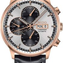 Mido Commander II Gent Automatik Chronograph M016.414.36.031.59