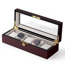 Rothenschild Uhrenbox RS-2291-5BU für 5 Uhren bubinga