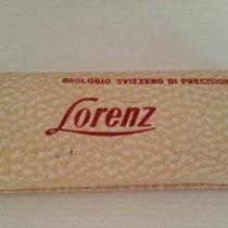 Lorenz rare vintage  watch box newoldstock