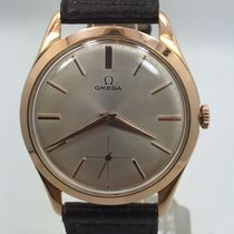 Omega Pink Gold Men's Dress Watch ref. 2619 Mint and Original