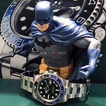 "Rolex GMT MASTER II 116710 BLNR "" Batman "" FULL SET..."