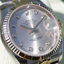 Rolex Datejust 116233 Mens Steel & Yellow Gold Jubilee...