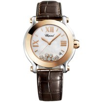 Chopard Happy Sport Round Quartz 36mm