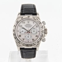 Rolex Daytona ref.16519 White Gold Mother of Pearl Dial
