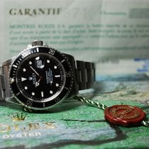 Rolex Submariner Date transizionale 168000 full set