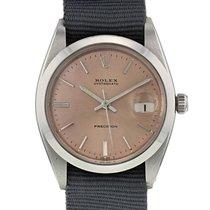 Rolex Oyster Date Precision en acier Ref : 6694 Vers 1966