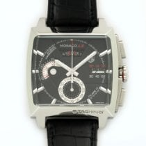 TAG Heuer Monaco LS Automatic Chronograph Watch Ref. CAL2110