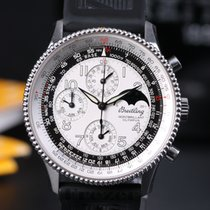 Breitling Navitimer Montbrillant Moonphase Olympus Perpetual...