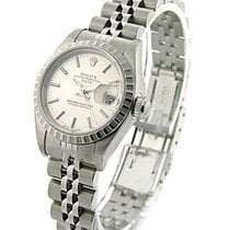 Rolex Used 79240_used_silver_stick Steel Date with Jubilee...
