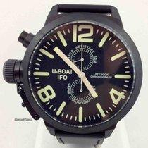 U-Boat Left Hook IFO Chronograph Limited Editiion Black 7251 PVD