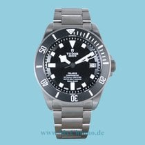 Tudor Pelagos Index black Titan with new movement - NEU-